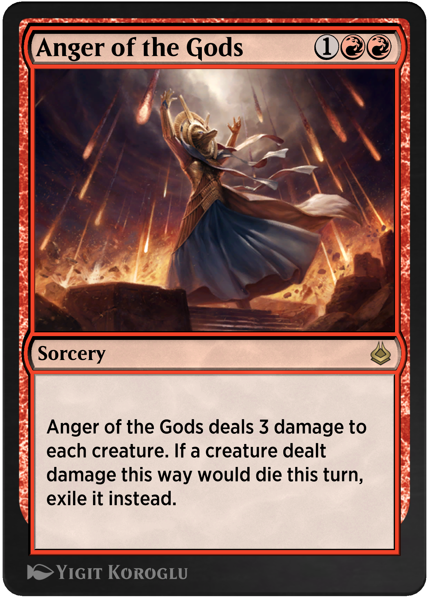 Anger of the Gods