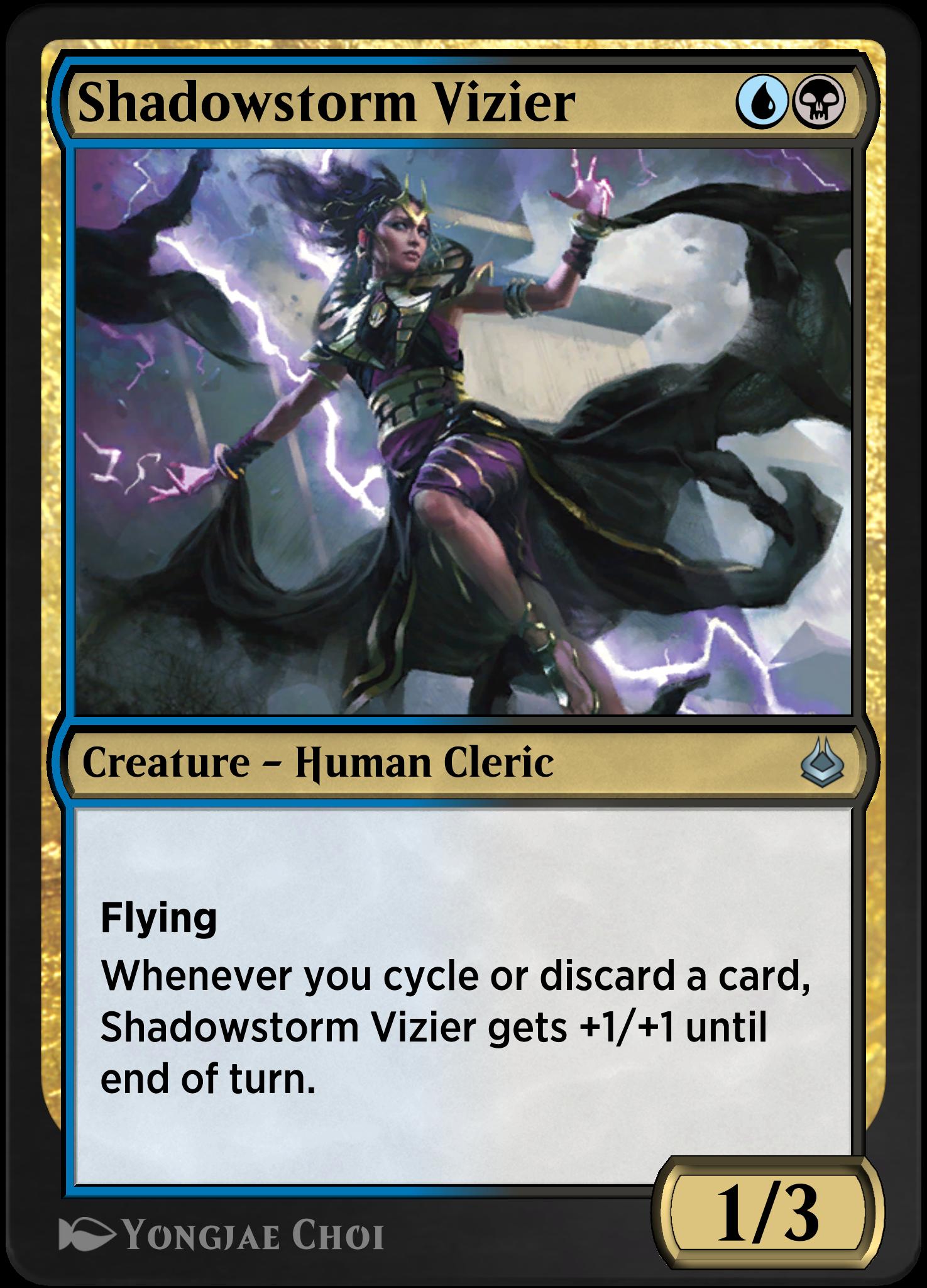 Shadowstorm Vizier