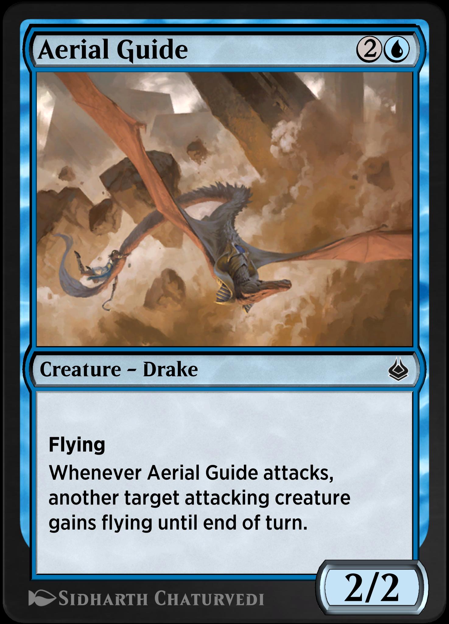 Aerial Guide