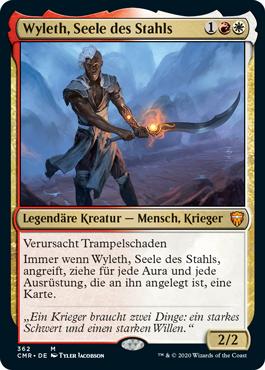 Wyleth, Seele des Stahls