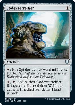 Codexzerreißer