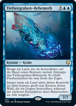Tiefseegraben-Behemoth