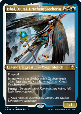 Ishai, Ojutai-Drachensprecherin