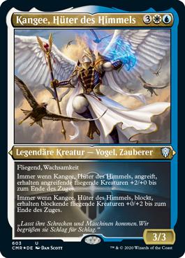 Kangee, Hüter des Himmels
