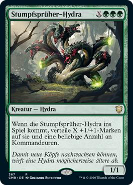 Stumpfsprüher-Hydra