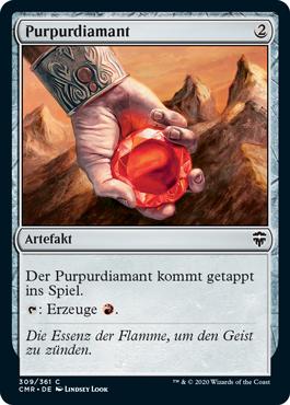 Purpurdiamant