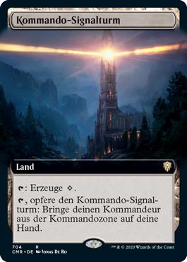 Kommando-Signalturm