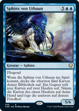 Sphinx von Uthuun