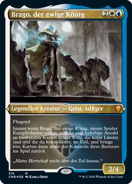 Brago, der ewige König