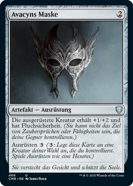 Avacyns Maske