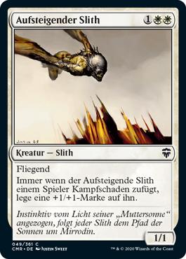 Aufsteigender Slith