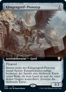 Klingengreif-Prototyp