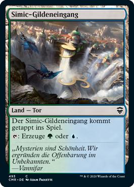 Simic-Gildeneingang