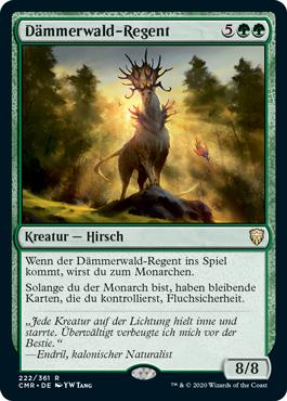 Dämmerwald-Regent