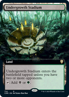 Undergrowth Stadium