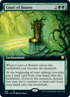 Court of Bounty