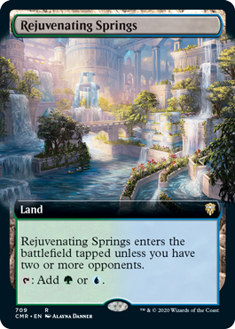Rejuvenating Springs
