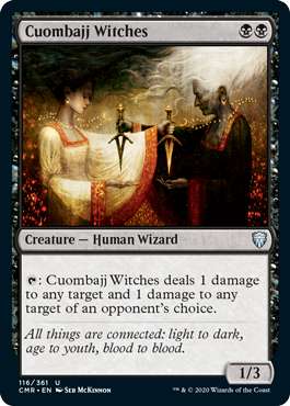 Cuombajj Witches