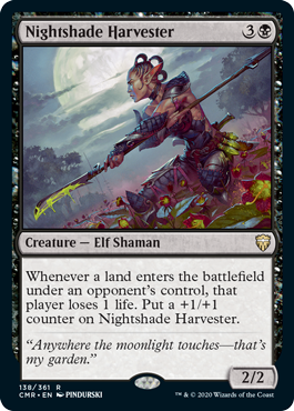 Nightshade Harvester