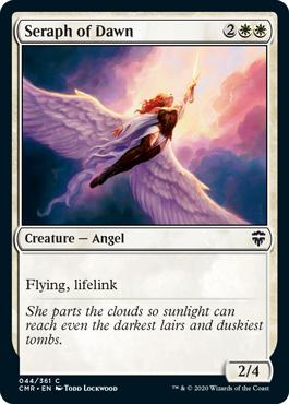 Seraph of Dawn
