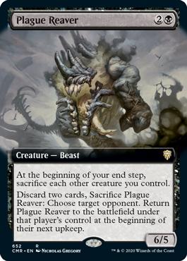 Plague Reaver