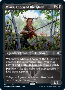 Showcase Miara, Thorn of the Glade