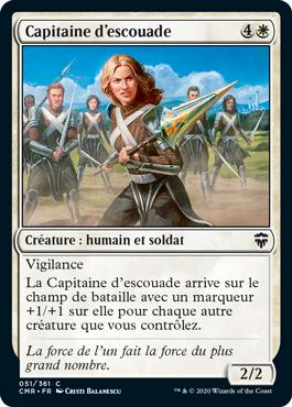Capitaine d'escouade