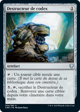 Destructeur de codex