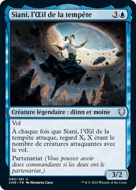Siani, l'Œil de la tempête