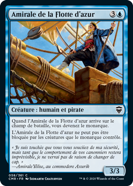 Amirale de la Flotte d'azur