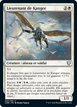 Lieutenant de Kangee