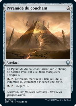 Pyramide du couchant