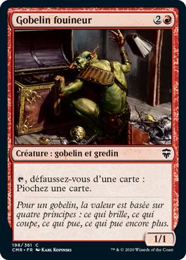 Gobelin fouineur