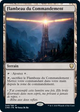 Flambeau du Commandement