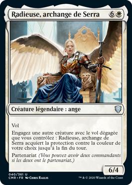 Radieuse, archange de Serra