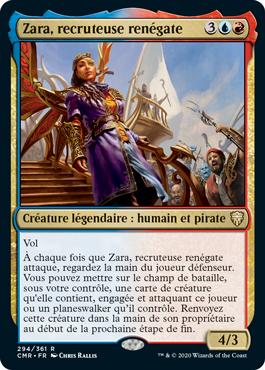 Zara, recruteuse renégate