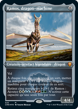Ramos, dragon-machine
