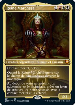 Reine Marchesa