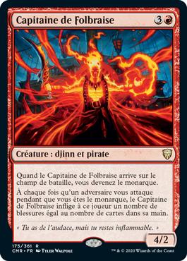 Capitaine de Folbraise