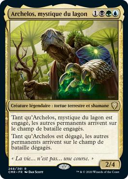 Archelos, mystique du lagon