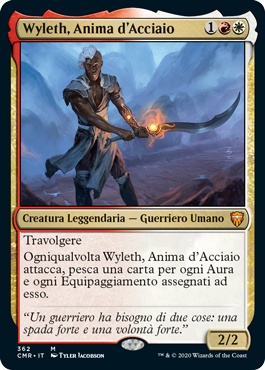 Wyleth, Anima d'Acciaio