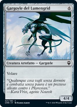 Gargoyle del Lumengrid