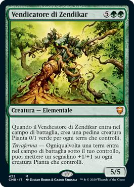 Vendicatore di Zendikar