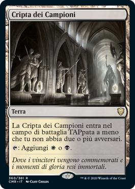 Cripta dei Campioni