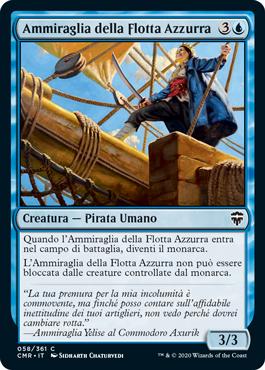 Ammiraglia della Flotta Azzurra