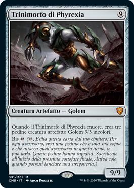 Trinimorfo di Phyrexia