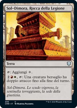Sol-Dimora, Rocca della Legione