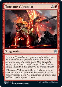 Torrente Vulcanico