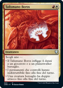 Talismano Boros