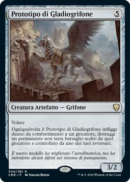 Prototipo di Gladiogrifone